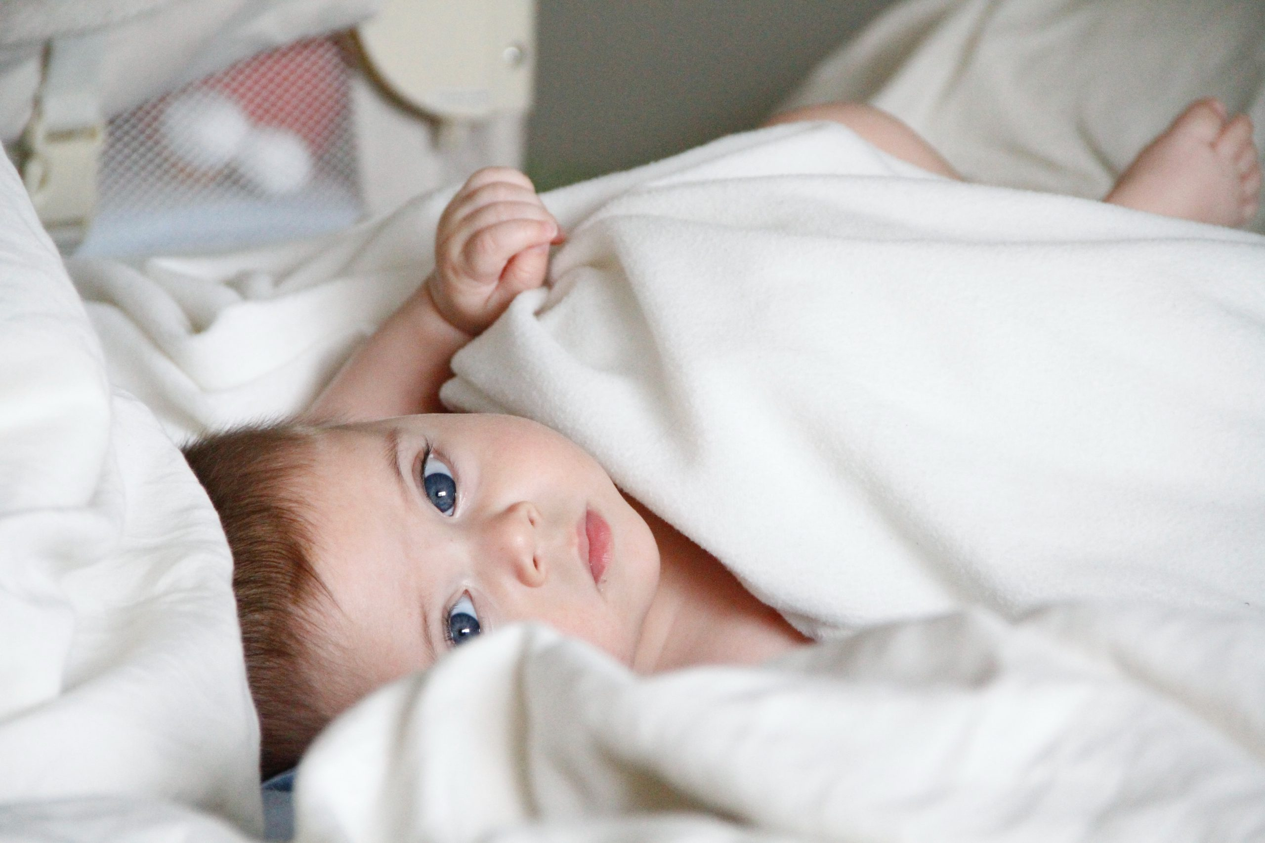 Help, mijn baby wil niet doorslapen in de nacht